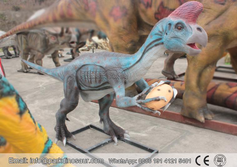 Oviraptor Estatua Dinosaurio De La Vida Real 7 dinosaurios reales captados en cámara. oviraptor estatua dinosaurio de la vida